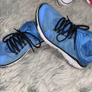 UNC Blue Nike Jordan